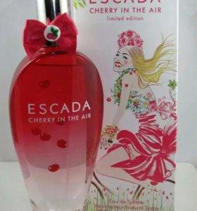 Cherry in the Air Escada, остатки 45%.. Оригинал