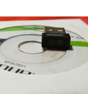 Wi-Fi usb адаптер EDUP 2ггц режим N