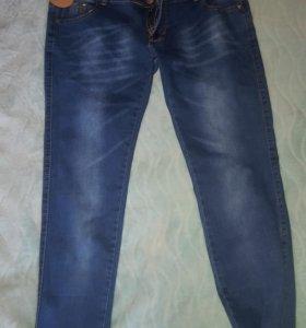 джинсы новые 36-38