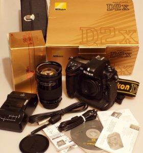 Nikon D2x + Sigma AF 70-300mm F4-5.6 D MACRO NIKON