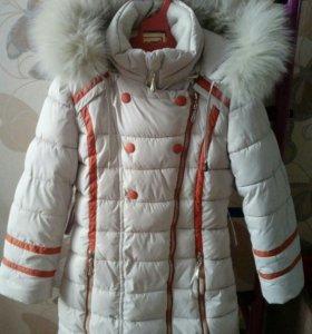 Пальто зим.дев.р.122