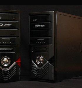 игровой системник на базе серверного процессора