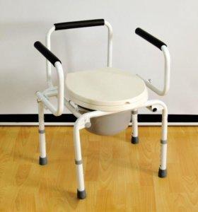 Новый стул-туалет для тяжелобольных