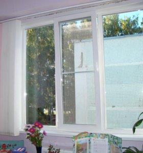 Пластиковые окна. Гарантия 5 лет.