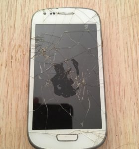 Samsung GT-I8190 (на запчасти)