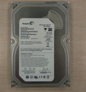 Жесткий диск Seagate ST3250410AS, 250Гб, SATA