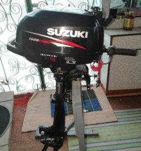 Мотор лодочный  SUZUKI 2.5л.с 4такт