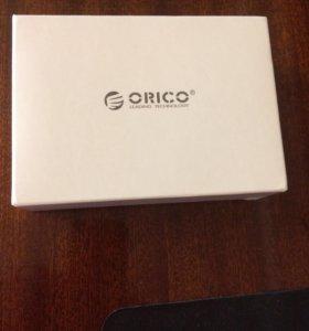 Зарядка ORICO  на 4 USB порта
