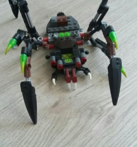 Лего-паук
