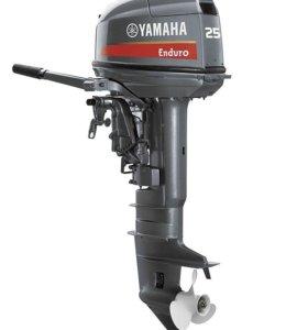 ПЛМ Yamaha 25, ebduro