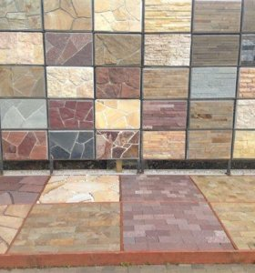 Природный камень (ландшафт, мощение, отделка)