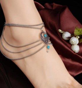 Набор ожерелье,цепочка