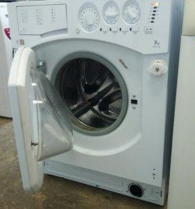 ✔Встраиваемая стиральная машина