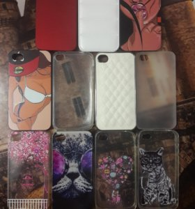 Чехлы на iPhone 4/4S
