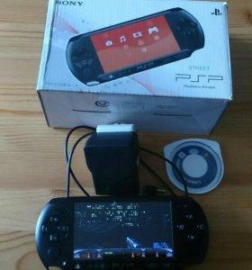 PSP - E1008 прошитая