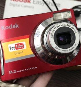 Фотоаппарат Kodak EasyShare C140