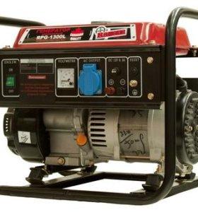 Бензиновые электрогенераторы в аренду от 1 до 7ква