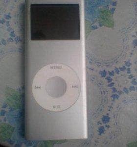 MP3 айпад на 2 гига или обмен на телефон