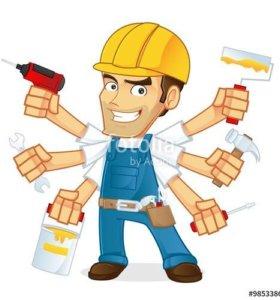 Строительные, ремонтные и др.виды услуг