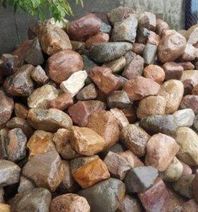 Камни валуны для ландшафтного дизайна