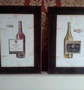 Уникальные репродукции виной галереи