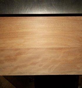 Бруски красного дерева для мебели и рукояток