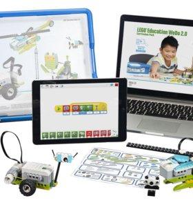 45300Базовый набор LEGO Education WeDo 2.0