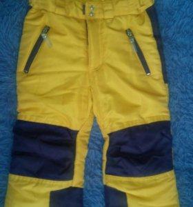 Новые штанишки на синтепоне!