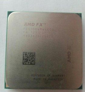Процессор AMD X4 FX-4100 AM3+