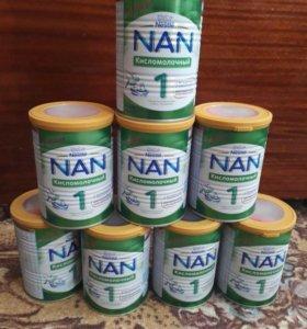 Нан 1 кисломолочный