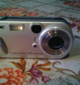 Фотоапарат soni dsc p72.