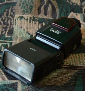 Sigma ef-530 dg st Nikon