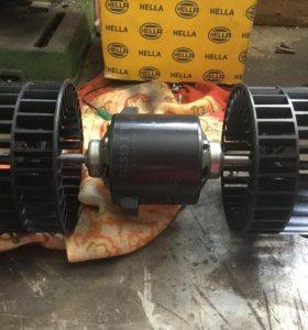 Электродвигатель печки салона volvo BL 71B