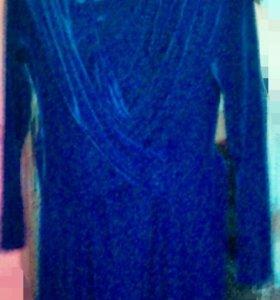 Счастливое вечернее платье 48 размер