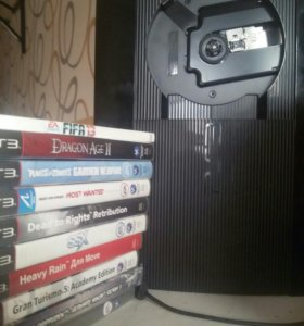 playstation3 шитая