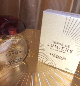 Парфюм TERRE DE LUMIERE 5 мл, Loccitane