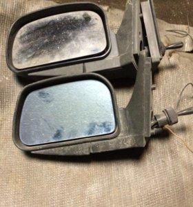 Зеркало левое 2107