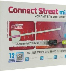 Усилитель интернета 4G Connect Street mini lte