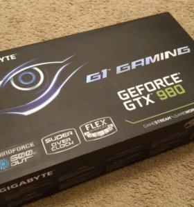 Видеокарта Gigabyte GeForce GTX 980 G1 Gaming