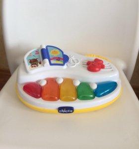 Музыкальная игрушка - пианино Cicco