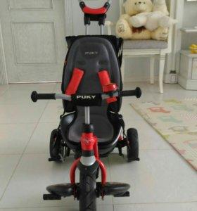 Велосипед детский трехколесный пуки