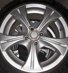 Шины+колесо R-15