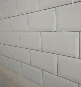 Белая керамическая плитка