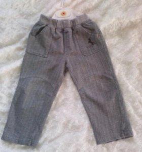 Штаны crockid на мальчика до 2 лет