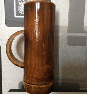 Бамбуковая кружка