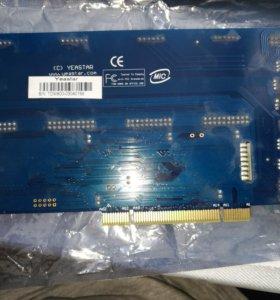 Yeastar TDM800 - аналоговая PCI-плата с 8 портами