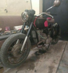 Мотоцикл Днепр-11 (боббер)
