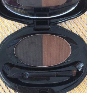 Компактное средство для подводки бровей shiseido