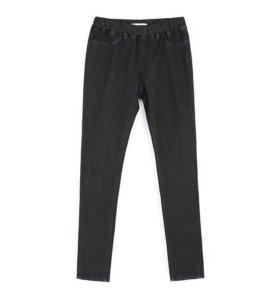 Новые джинсы с флисом