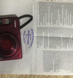 Фотоаппарат Nikon COOLPIX S9400